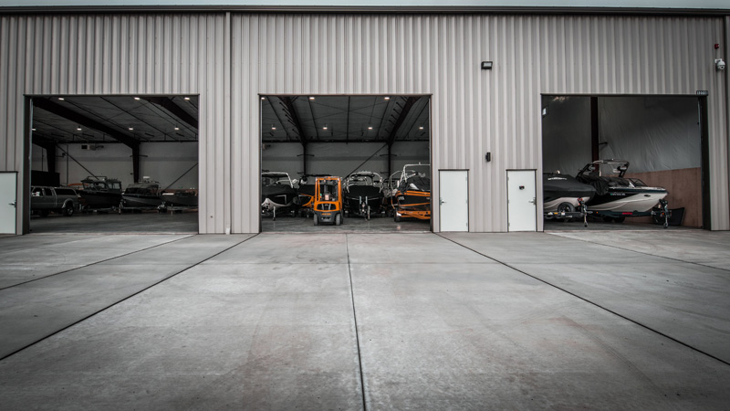 Store Your Recreational Vehicles At A Heated Storage Near Everett
