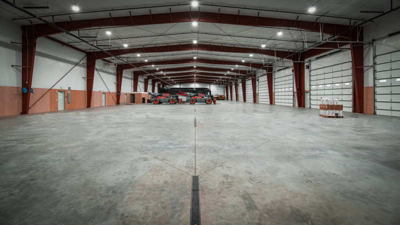 We Have The Space You Need With Travel Trailer Indoor Heated Storage Near Marysville