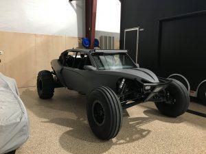 Dune Buggy Indoor Heated Storage