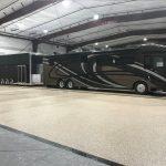 Indoor Heated Motorhome Storage Near Highway 2