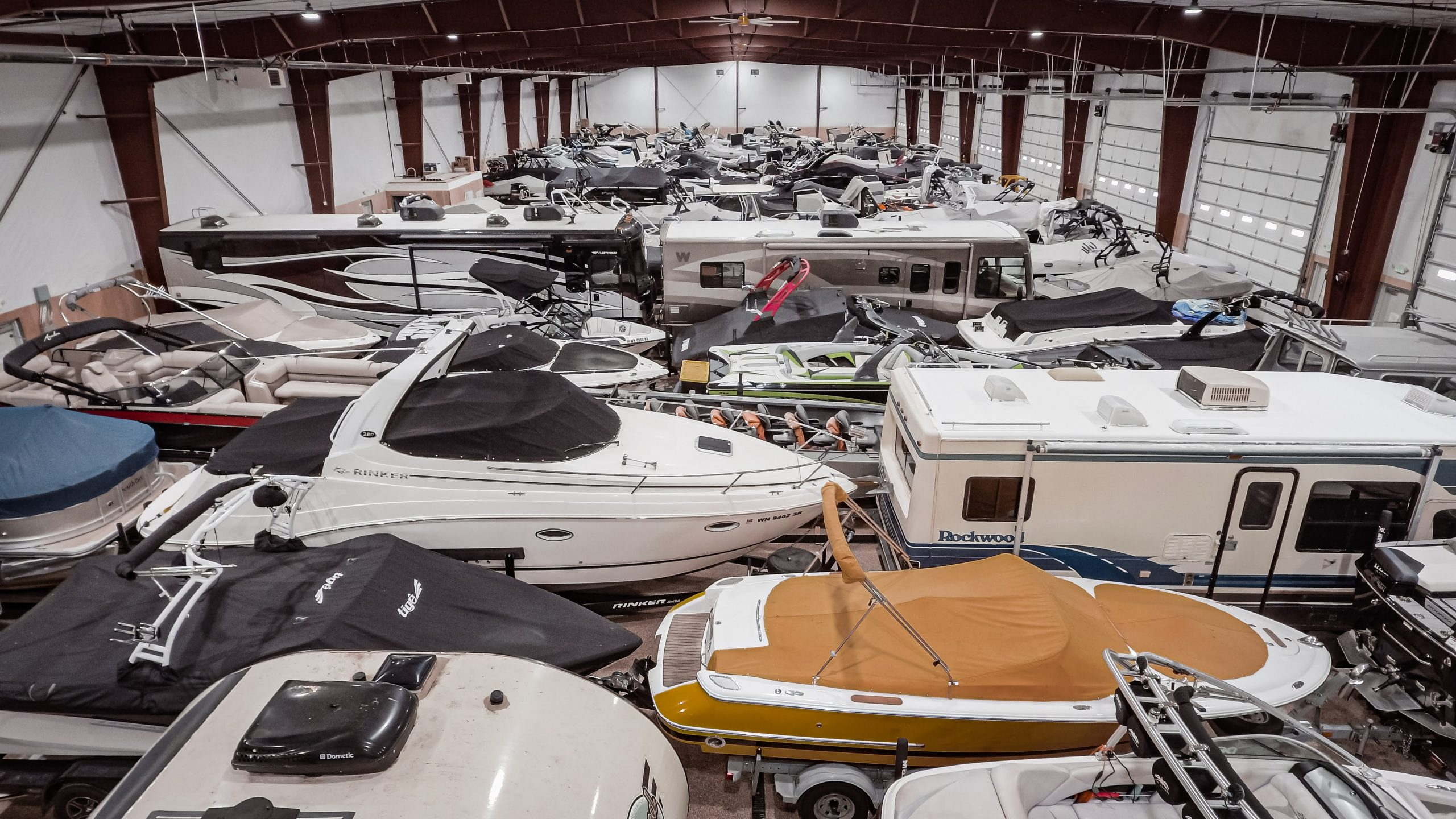 Recreational Vehicle Heated Storage Units Near Everett: 3 Reasons You Need To Consider Storage Off-Site