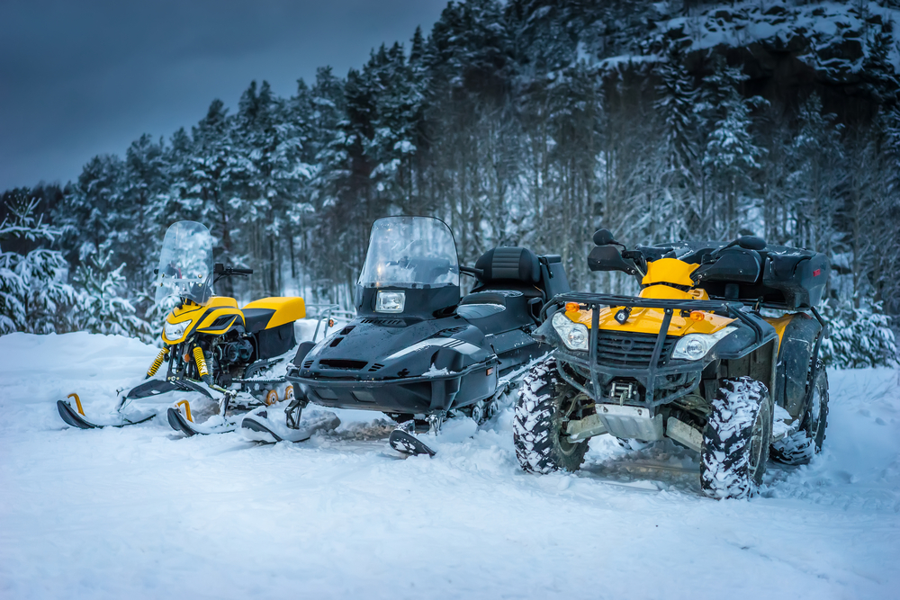 Protect Your ATV with Indoor Heated Storage in Snohomish County