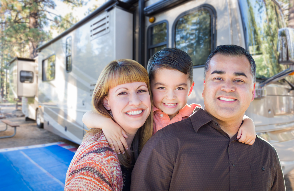 Protect Your RV with Heated Storage Units Near Marysville