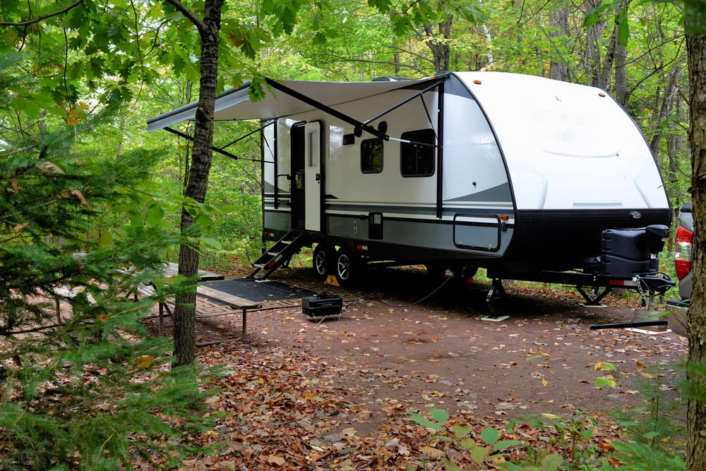 Park Your Travel Trailer with Us -Indoor, Heated Storage Units Available in Bothell