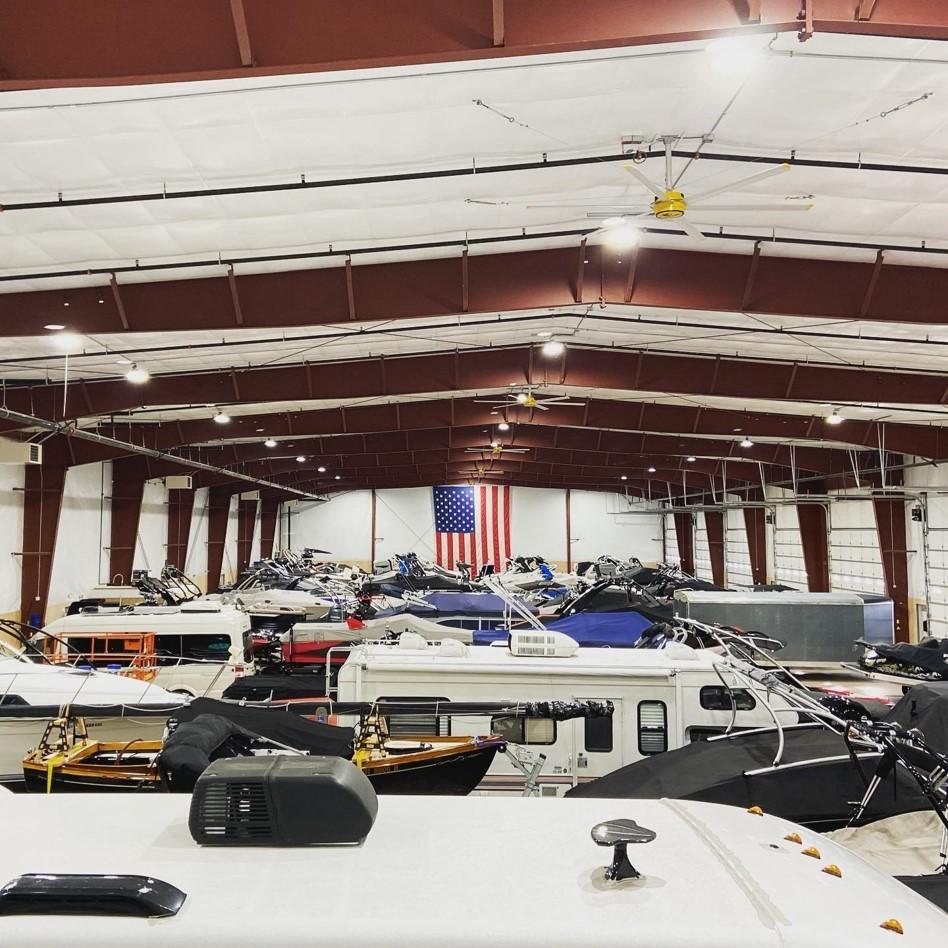 Enclosed & Secure - Huge Indoor Storage Units Near Everett